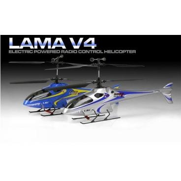 RC model vrtulníku Lama V4, originál Esky, 2,4Ghz,  4ch, gyro