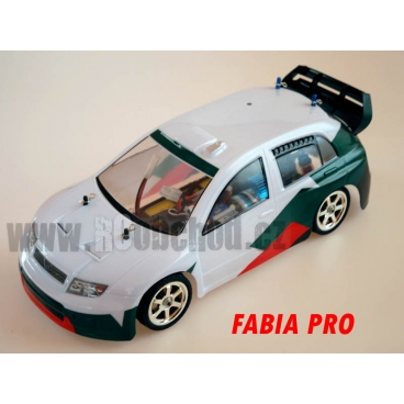 Fabia WRC PRO 4x4, Ta-02, (zánovní model) PRODÁNO