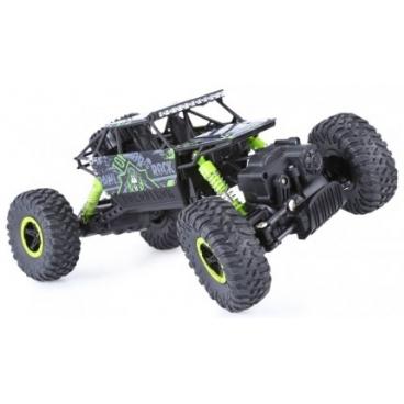 RCobchod CONQUEROR 4x4 2,4Ghz 1/18 malý crawler zelená