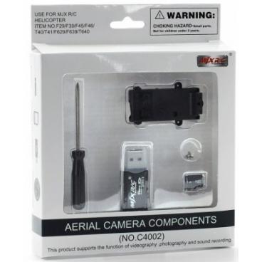 C4002C MJX kamera + 1GB micro SD