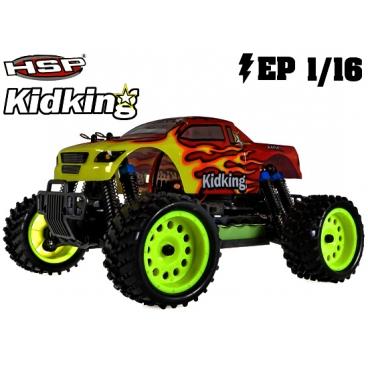 HSP Kidking 1/16  RC model auta - monster truck