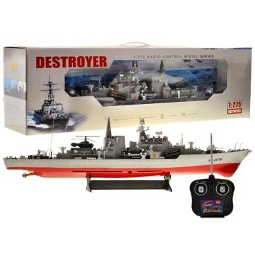 Aga RC Loď DESTROYER RC0054 1:275