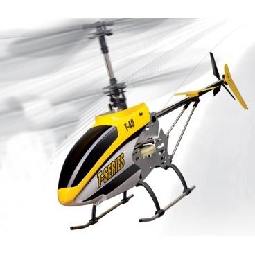MJX RC vrtulník s kamerou T-40C T640C T40c 2.4GHz