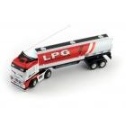 RC kamion červený expres - na dálkové ovládání