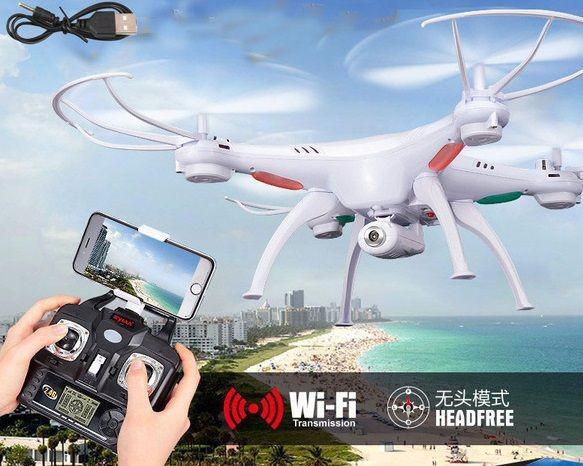Syma X5sw- dron s FPV online přenosem přes WiFi - RC 16983