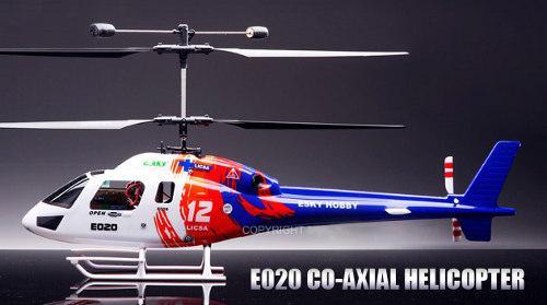 Big lama 2,4Ghz, originál E-sky, 4ch - Velký RC vrtulník