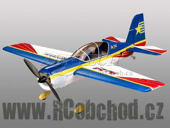 YAK-54 ARTF - RC model letadla se střídavým motorem od ART-TECH