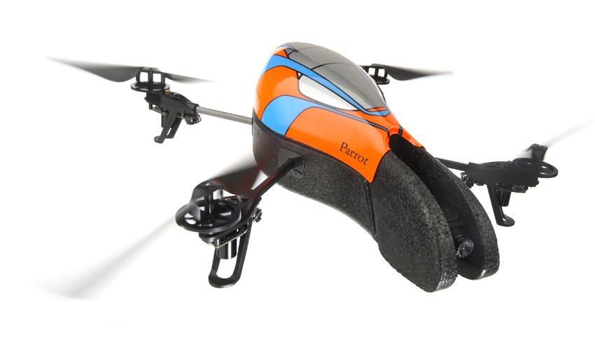 Parrot AR.Drone, Quadricopter pro iPhone,iPad,iPod - DOPRAVA ZDARMA