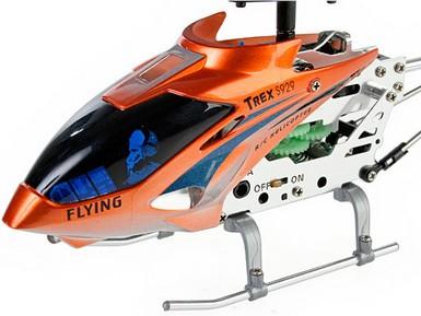 WL REX - IR vrtulník s gyroskopem - ideální model do interiéru