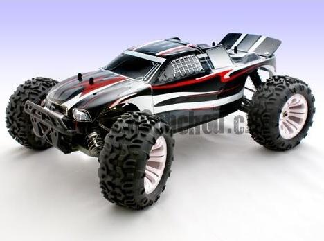 VRX Blade PRO - 2,4Ghz - Lipoly - střídavý motor - nadupané RC auto za super cenu