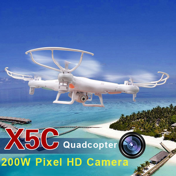 Syma X5C s HD kamerou- 6924846013014